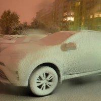 В Омске произошла серьезная погодная аномалия... :: Savayr