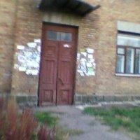 Реклама у двери Дома :: Миша Любчик