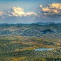 Вид с высоты птичьего полета :: Милешкин Владимир Алексеевич