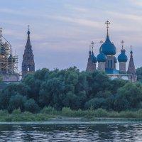 Вечерний берег :: Сергей Цветков