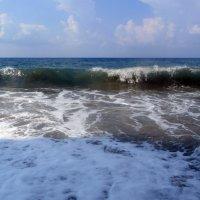 море волнуется два :: tgtyjdrf