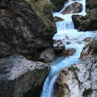 Горная река :: Оксана
