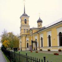 Церковь преподобного Серафима Саровского  /6/ :: Сергей