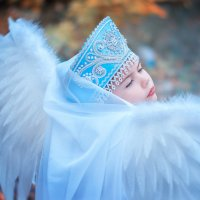 Царевна Лебедь! :: Ольга Егорова