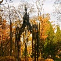 ворота в осень :: Елена