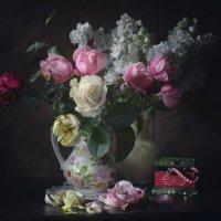 Розовые облака. :: Svetlana Sneg