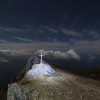 На Святой Горе Афон ночь... :: Детский и семейный фотограф Владимир Кот