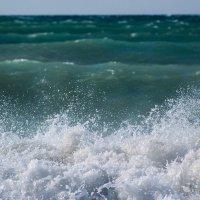 Волны Черного моря. :: Евгения Кирильченко