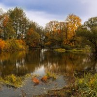 Осень на Цне :: Сергей Степанов