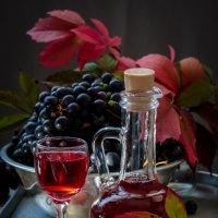 Виноград :: Женечка Зяленая