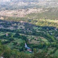 Вид на окрестности монастыря :: Стил Франс