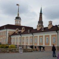 Пушечный двор в Казанском кремле :: Елена Павлова (Смолова)