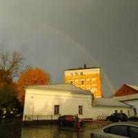 Осенняя радуга :: Павел