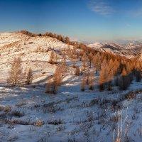 На горы зимние, взор Ваш, пусть неутомимым будет 4 :: Сергей Жуков