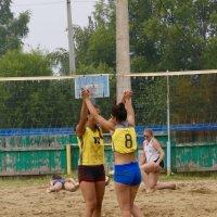 Пляжный волейбол :: Елена