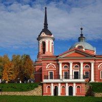 Церковь Рождества. :: Юрий Шувалов
