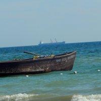 Човен в морі :: Maria Jankiv