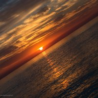 Восход солнца.. :: Ирина Малышева