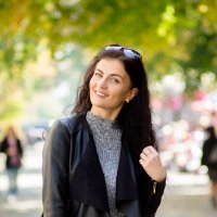 Прогулка по городу :: Виктория Чуб