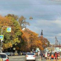 Санкт-Петербург в октябре :: Фотогруппа Весна.