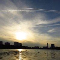 Московское небо :: Андрей Лукьянов