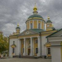 Покровский собор в Хотьковском Покровском монастыре. :: Михаил (Skipper A.M.)