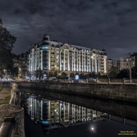 «Словно зеркало стальное ...» :: Valeriy Piterskiy