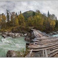 Старый мостик :: Евгений ...