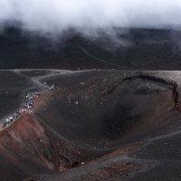 Про вулкан.. :: Виктор Льготин