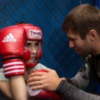 тренировка :: Ольга Родионова