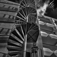 лестница в небо :: Евгений Фролов
