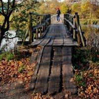 Мост через речку Мстёрку :: Валерий Толмачев