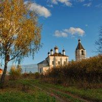 Село Ясенево Ивановская область :: Валерий Толмачев
