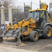 У входа в Центральный парк :: Дмитрий Никитин