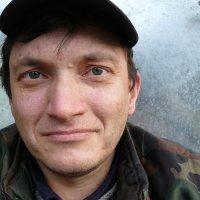 Странный мужик :: Дмитрий Гринкевич