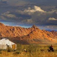 Монголия :: Алексей Писарев