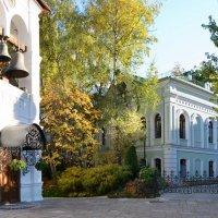 В Сретенском монастыре. :: Oleg4618 Шутченко