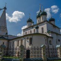 Церковь Ильи Пророка :: Сергей Цветков