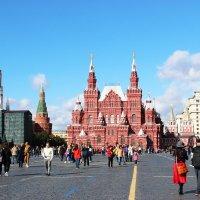 Красная площадь :: раиса Орловская