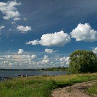 зарисовки лета на Волге :: Екатерина Рябцева