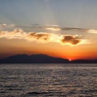 Олимп в закате :: Карен Мкртчян