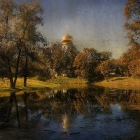 Осень в фёдоровском городке :: Татьяна Смирнова