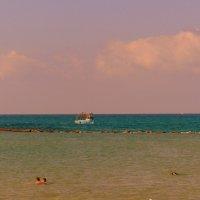 средиземное море. :: Пётр Беркун