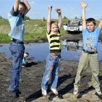 УРА - Вытащили!!!!! :: Дмитрий Петренко
