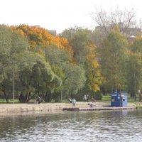 Начало октября :: Дмитрий Никитин