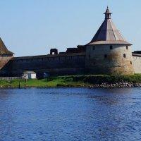 Крепкая крепость :: Ирина Шурлапова