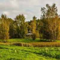 В октябре :: Ирина Никифорова