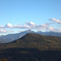 горы... небо... :: Игорь Гарагуля