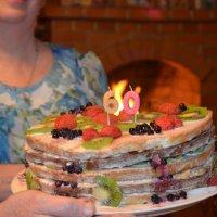 как на мамин день рожденья испекли мы каравай! :: Ольга Русакова