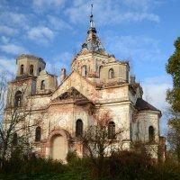 Руины церкви в селе Рель :: Наталья Левина
